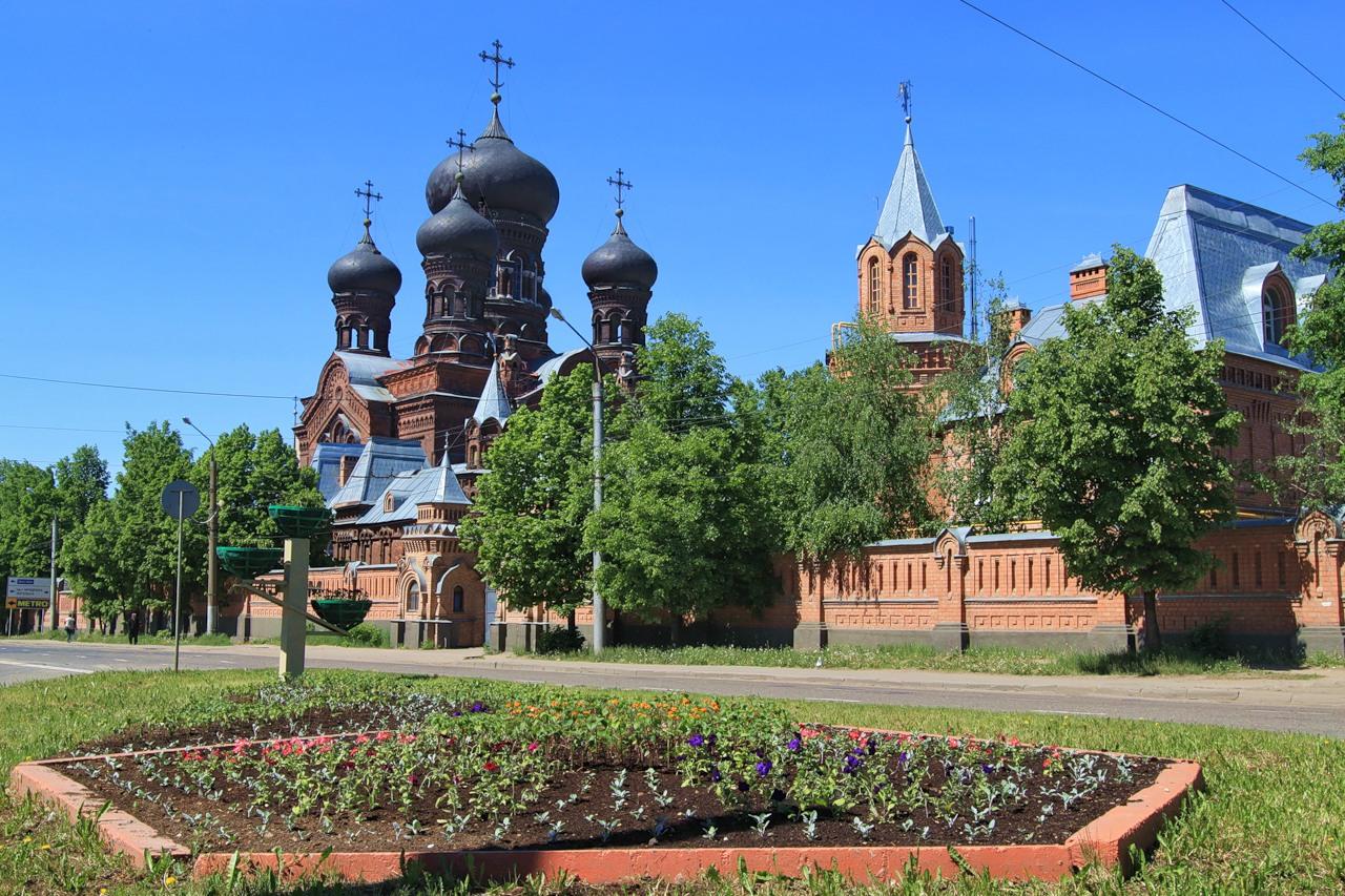 City-of-brides Ivanovo: What